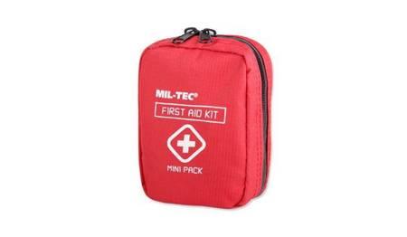 Apteczka First Aid Pack Mini - Czerwony - Mil-Tec