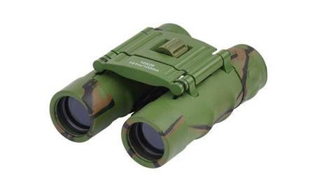 Lornetka Mini Gen II 10x25 z pokrowcem - Camo - Mil-Tec