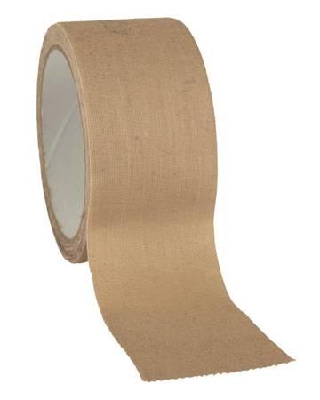 Taśma Cloth Camo Tape - Coyote Brown - Mil-Tec